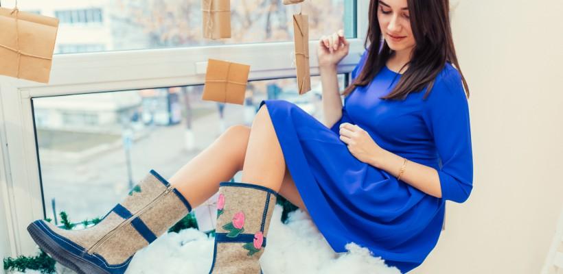 """""""Snow Fairy"""" – cea mai caldă colecție de încălțăminte de la Irka Shoes (Foto)"""