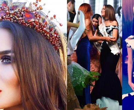 """""""Până și acum mă trec fiori!"""" Moldoveanca Viorela Dimici, în premieră despre victoria sa la Miss Humanity Universe"""