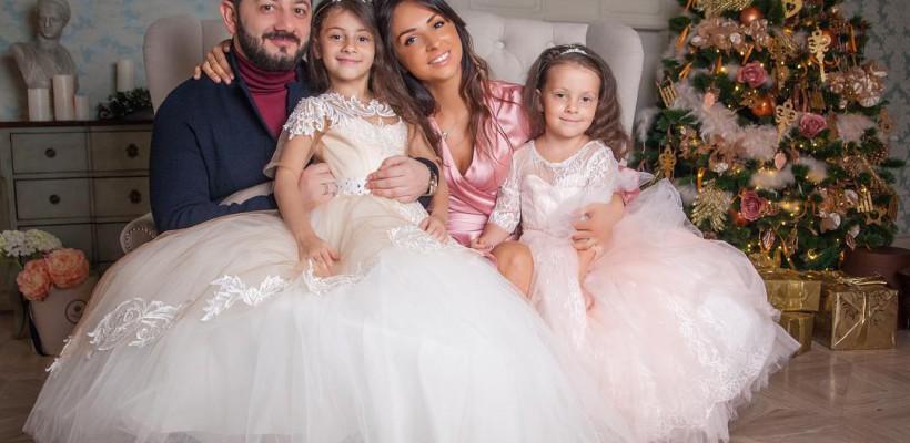 Mikhail Galustyan și-a arătat fetițele. Îi seamănă leit (FOTO)