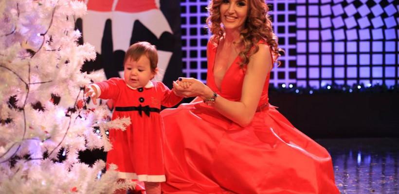 Tatiana Heghea a sărbătorit prima aniversare a fetiței sale! Vezi imagini de la petrecere (FOTO)