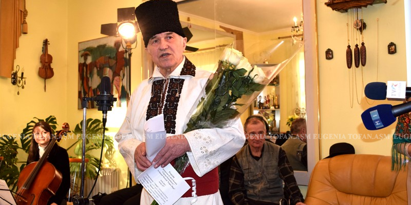 """Salonul muzical """"Eugen Doga"""" a venit cu două premiere de Ziua Națională a Culturii"""