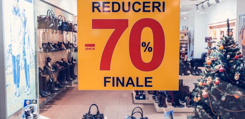 Prețuri înghețate la Shopping MallDova!