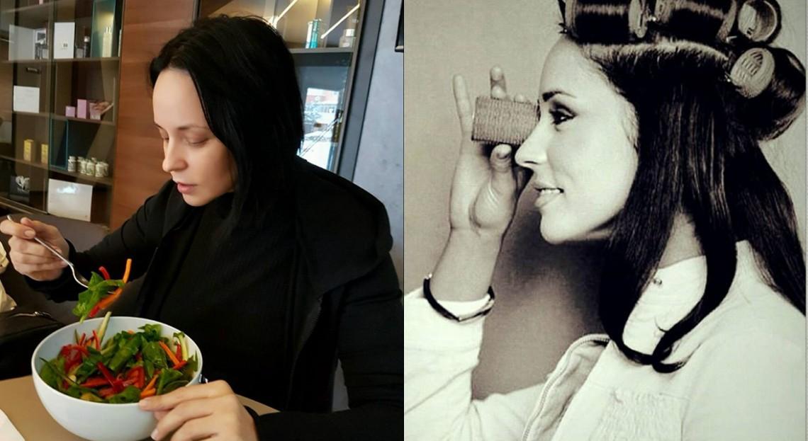 Nu ai mai văzut-o demult nemachiată? Așa arată Andreea Marin fără pic de makeup