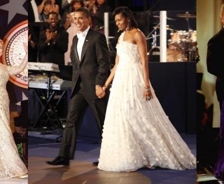 Ținute de zeci de mii de euro! În ce rochii s-au afișat Primele Doamne ale SUA la inaugurările ultimilor 150 de ani (FOTO)
