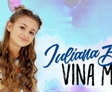 """După ce a adunat 6 mln de vizualizări la piesa """"Vina mea"""", Iuliana Beregoi lansează versiunea în limba engleză!"""