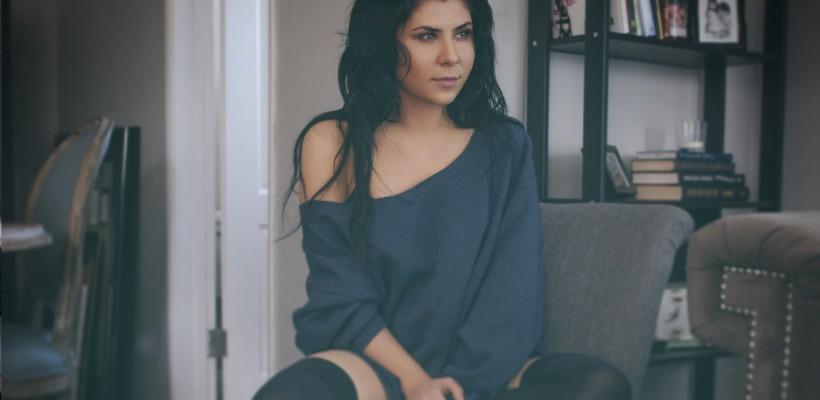"""Fastline"" – poate cel mai sexy clip din cariera moldovencei Angelika Vee (Video)"