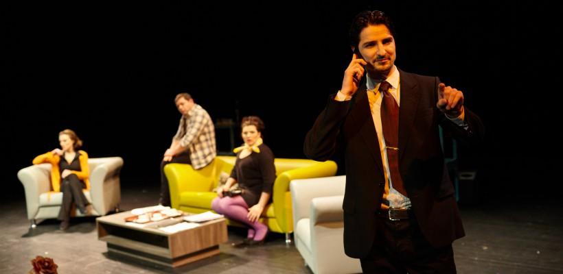 """Două comedii și-o dramă! Tu ce alegi să vezi săptămâna aceasta la Teatrul """"Eugene Ionesco""""?"""
