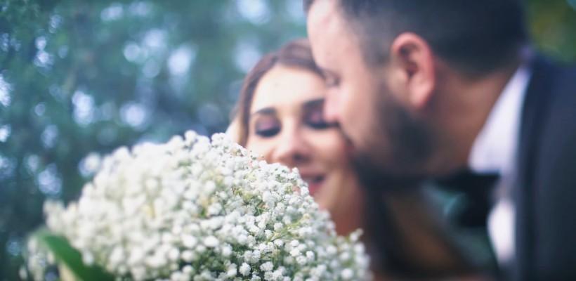 Imagini rupte din basm! ADDA a făcut public filmul nunții pe care a jucat-o astă-vară (VIDEO)