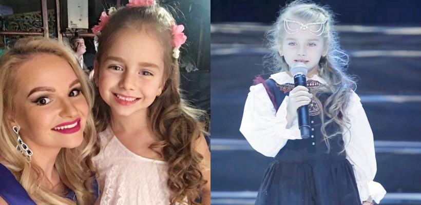 Ana Cernicova, despre talentul fiicei, după ce un clip cu evoluția ei a adunat peste 1 mln de vizualizări