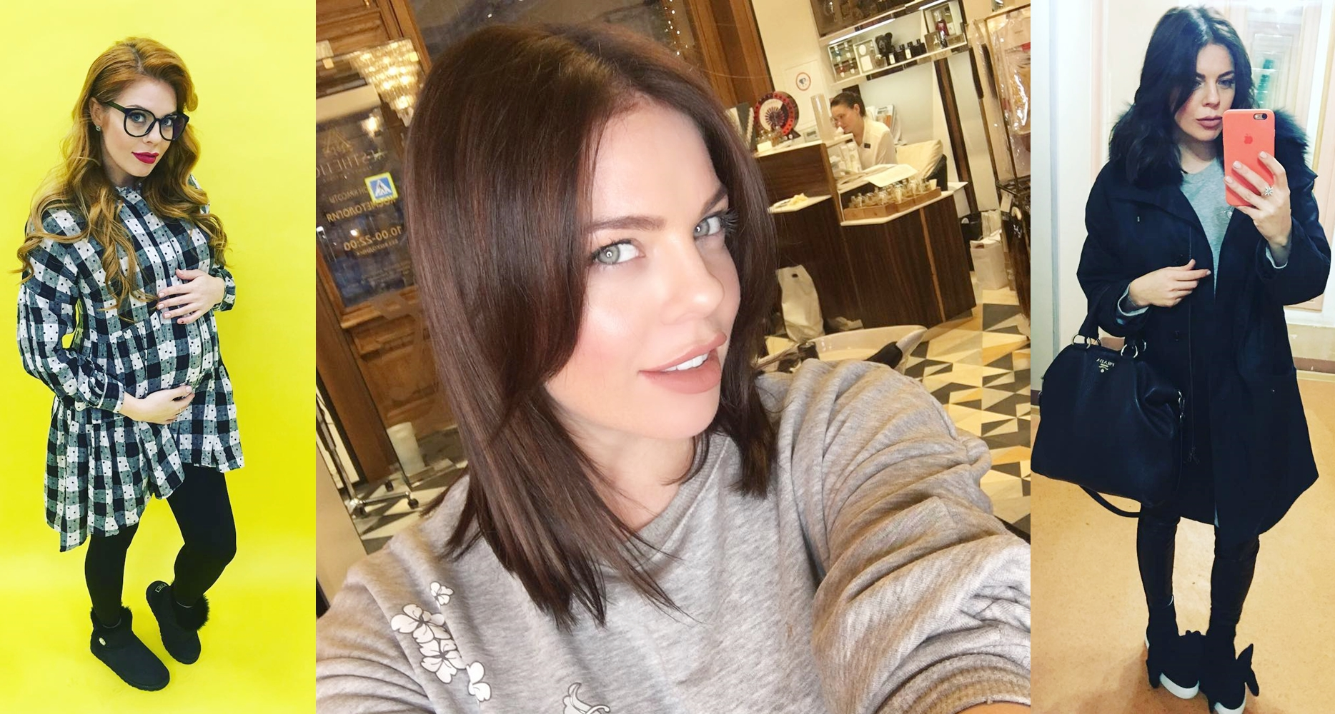 Anastasia Stotskaya showed a man from whom her son inherited a bright appearance 08.07.2015 9