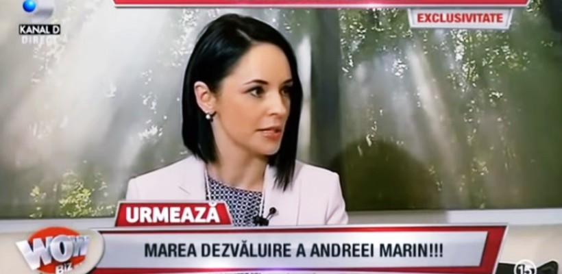 """Andreea Marin, în premieră după despărțirea de Tuncay Öztürk: """"Ultima mea căsnicie a fost un eșec"""""""