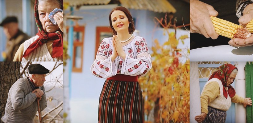 Angelina Korjan și Orchestra Fraților Advahov deplâng drama părinților basarabeni, rămași însingurați acasă