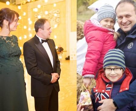 Zuzana și Andrian Candu au devenit din nou părinți! Ce prenume au ales pentru al treilea copil