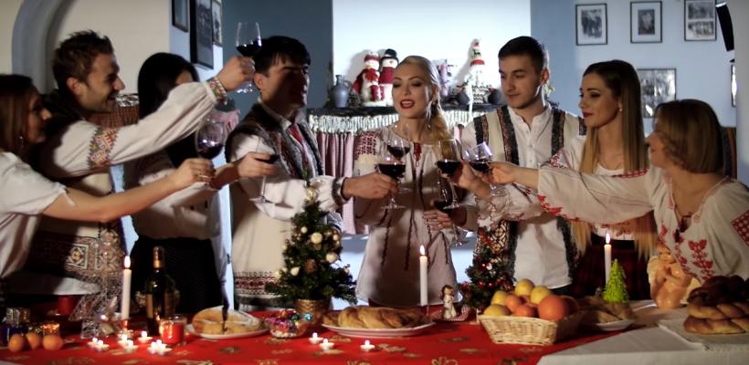 Premieră muzicală marca Gloria&Moldova 1! De sărbători, vin cu un colind de toată frumusețea