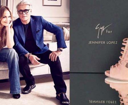 Visul oricărei femei! Cum arată modelele de pantofi concepute de Jennifer Lopez în colaborare cu Giuseppe Zanotti