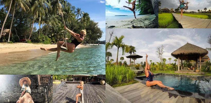 După ce a cucerit Thailanda, Delia își continuă vacanța! Ce destinație a ales de această dată (FOTO)