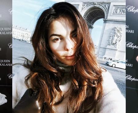 Ca divele de la Hollywood! Ce ținută a ales Doina Ciobanu pentru premiera de la Paris a unui film