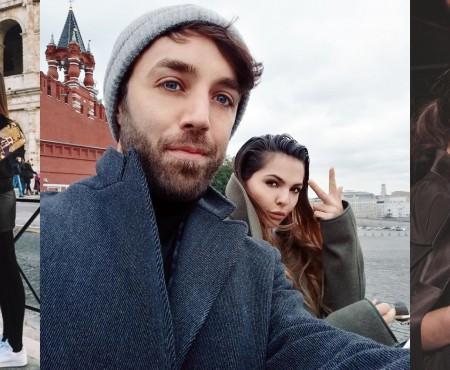 Fashion bloggerița Doina Ciobanu și-a arătat iubitul. E stabilit la Londra și scrie despre modă
