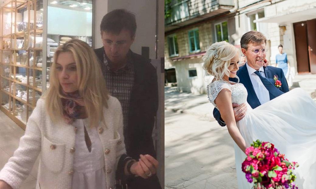 Dorin Chirtoacă, surprins alături de o blondă la Viena (Foto)