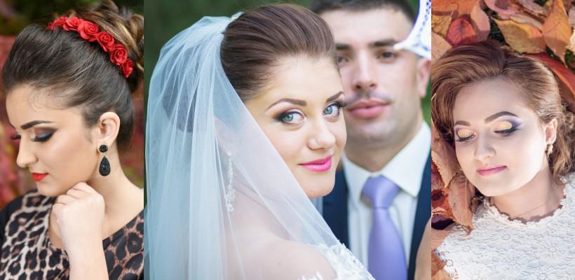 """Dorina Sîrbu, makeup artistă de succes în Irlanda: """"După nuntă, am luat drumul străinătății cu destinația Dublin"""""""