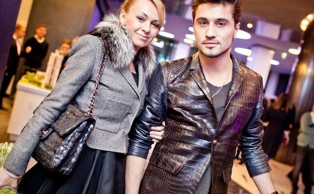 Dima Bilan și-a declarat sentimentele sale pentru producătorea Yana Rudkovskaya