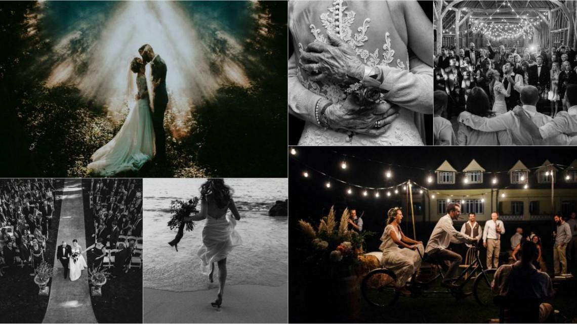 Au surprins imagini de poveste! Vezi topul celor mai frumoase fotografii de nuntă realizate în 2016