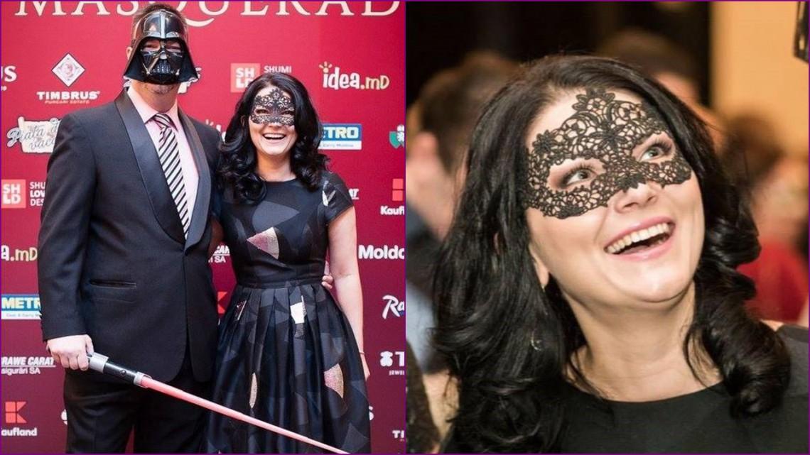 Exclusiv. Directoarea Bemol, Iolanta Mura, s-a căsătorit de Revelion, în SUA (Foto)