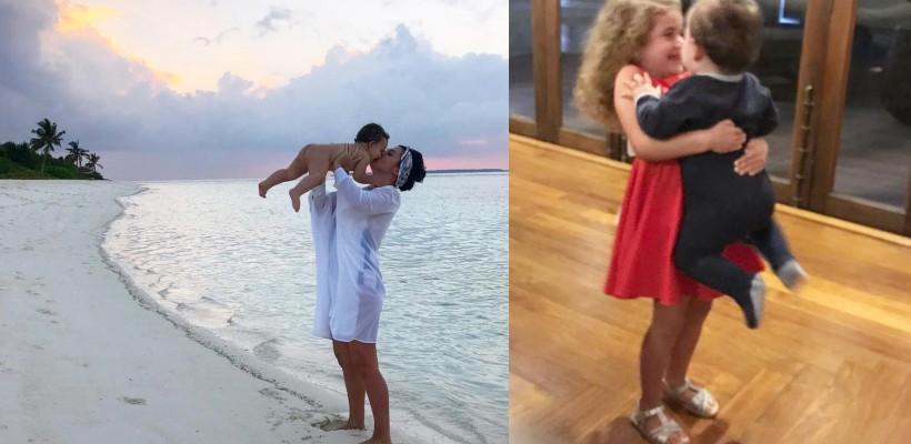 """Jasmin, despre micuțul Miron Shor: """"Crește nu în zile, ci în ore!"""" (FOTO)"""