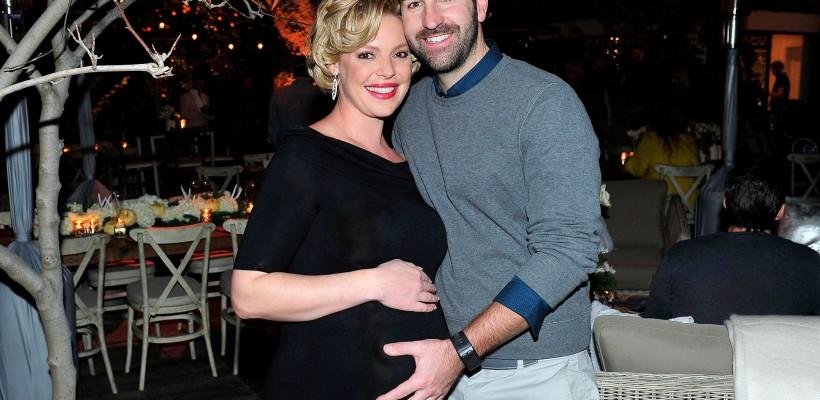 Katherine Heigl și Josh Kelley au devenit părinți