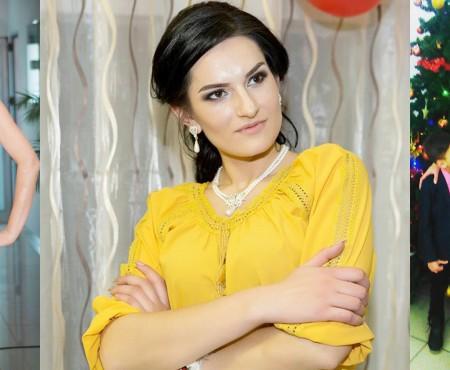 """Fiul îi este coleg de agenție! Ludmila Racovița, manechin și mamă a doi copii: """"Soțul mi-a spus să devin model"""""""