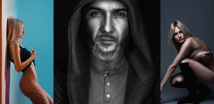 """Arcady Manah calcă sigur spre titlul de """"Cel mai sexy fotograf din țară""""! Pozele sale abundă în mister și senzualitate (FOTO)"""