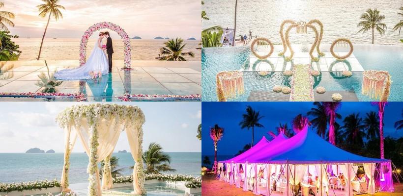 Vis ori realitate? Așa arată nunțile organizate în Thailanda (FOTO)