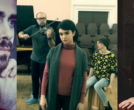 """""""Mai mult decât un cover!"""" Olga Verbițchi interpretează impecabil piesa lui Max Fall de la Eurovision 2017 (VIDEO)"""