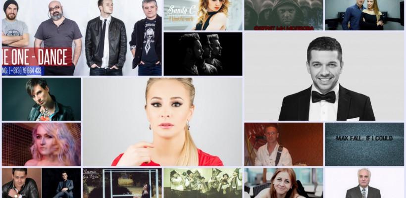 Cine sunt cei 14 artiști aleși de jurați pentru semifinala selecției naționale Eurovision 2017