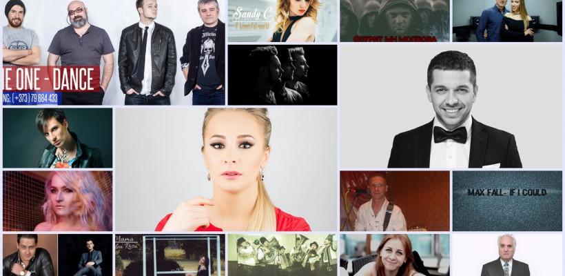 Lista candidaţilor care au depus dosarele de participare la Eurovision 2017