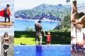 Timati și-a luat familia și iubita într-o vacanță plină de culoare în Republica Dominicană (FOTO)