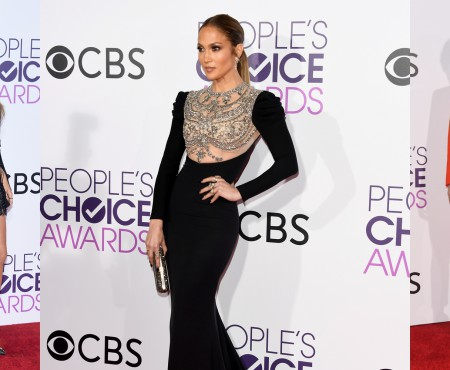 Jennifer Lopez, Blake Lively și alte vedete de la Hollywood au sclipit la People's Choice Awards