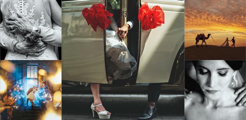 Magie, nu fotografie! Clasamentul celor mai frumoase poze de nuntă din 2016