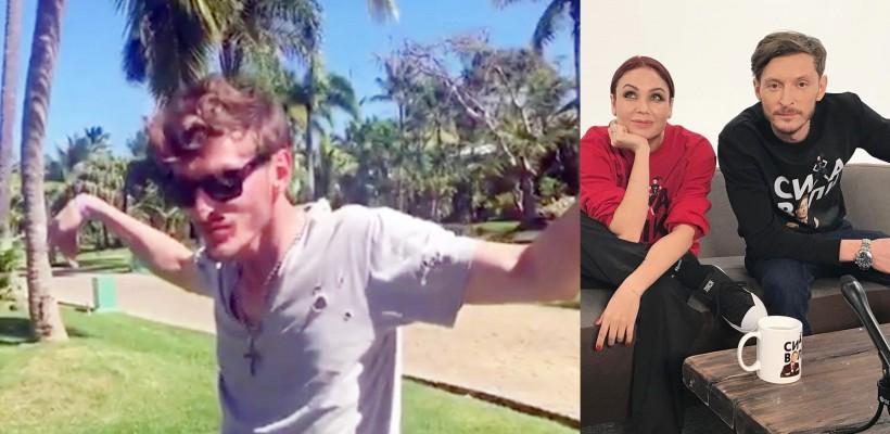 Pavel Volya și Liasan Utiasheva se bucură de o vacanță de excepție în Republica Dominicană (VIDEO)