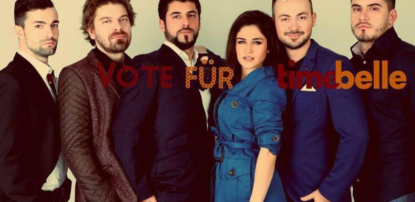 """După ce a lansat single-ul """"Blestem"""", o cântăreață din România va reprezenta Elveția la Eurovision"""