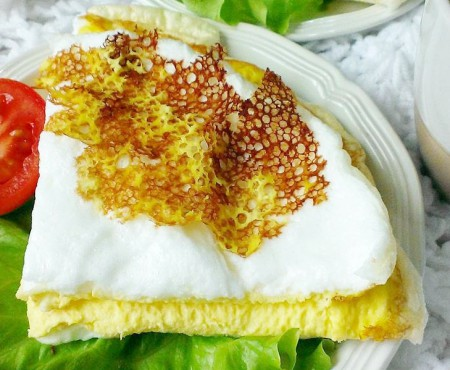 Food-bloggerița din Bălți, Irina Farguța, recomandă o idee super-frumoasă și delicioasă de omletă