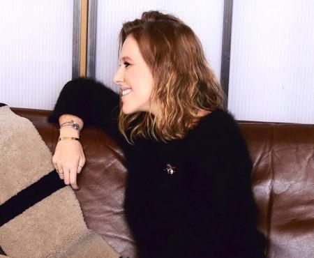 "Kseniya Sobchak: ""Am născut natural, dar am blestemat totul în această lume!"""