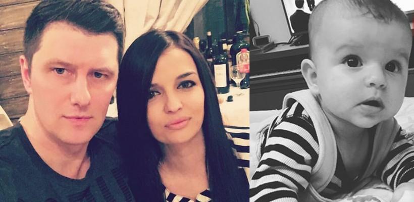 """Cristina Croitoru ne-a arătat chipul fiului chiar de Valentine's Day: """"Anul acesta petrecem în trei"""" (FOTO)"""