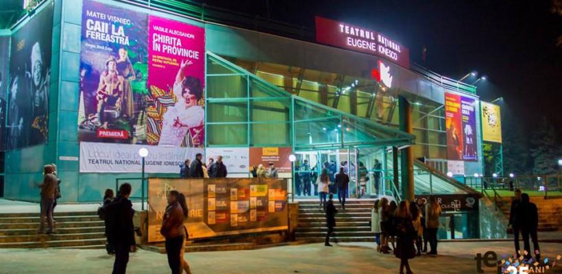"""În săptămâna dragostei, Teatrul Național """"Eugene Ionesco"""" anunță un repertoriu debordant de iubire"""