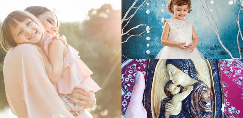 Amelie, fiica Liliei Ojovan, topește inimile internauților printr-un mesaj emoționant! Ce a spus micuța
