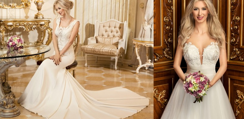 Andreea Bălan a făcut proba rochiei de mireasă! În martie, își va juca nunta peste ocean