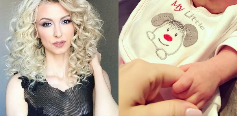 Andreea Bălan și-a schimbat meseria pentru câteva ore! Ce a făcut artista de dragul fiicei sale