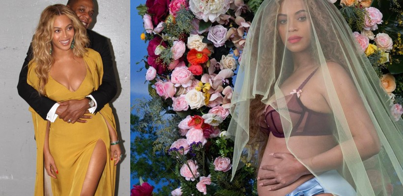 """Beyoncé e însărcinată cu gemeni! """"Am fost binecuvântați de două ori!"""" (FOTO)"""