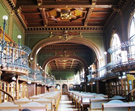 Mai mult de 400 mii de oameni consideră că Biblioteca Universității Tehnice din Iași este cea mai frumoasă bibliotecă din lume