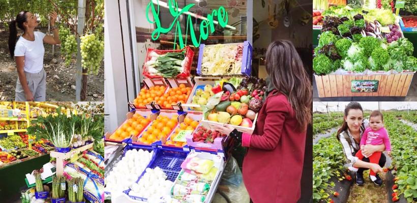 Cum a reușit moldoveanca Domnica Popov să-și deschidă la Parma o gheretă cu vegetale siciliene extra proaspete